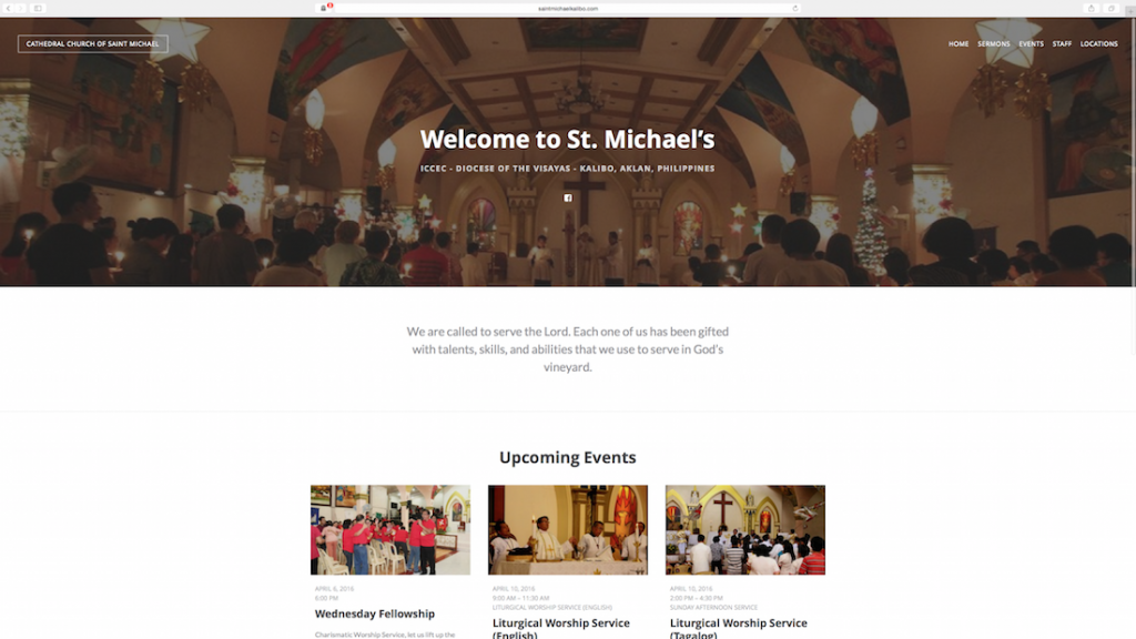 CCSM Website 2016