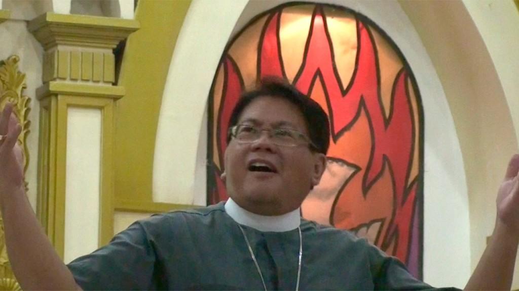 11-2-2016 Bishop Ricardo Sermon