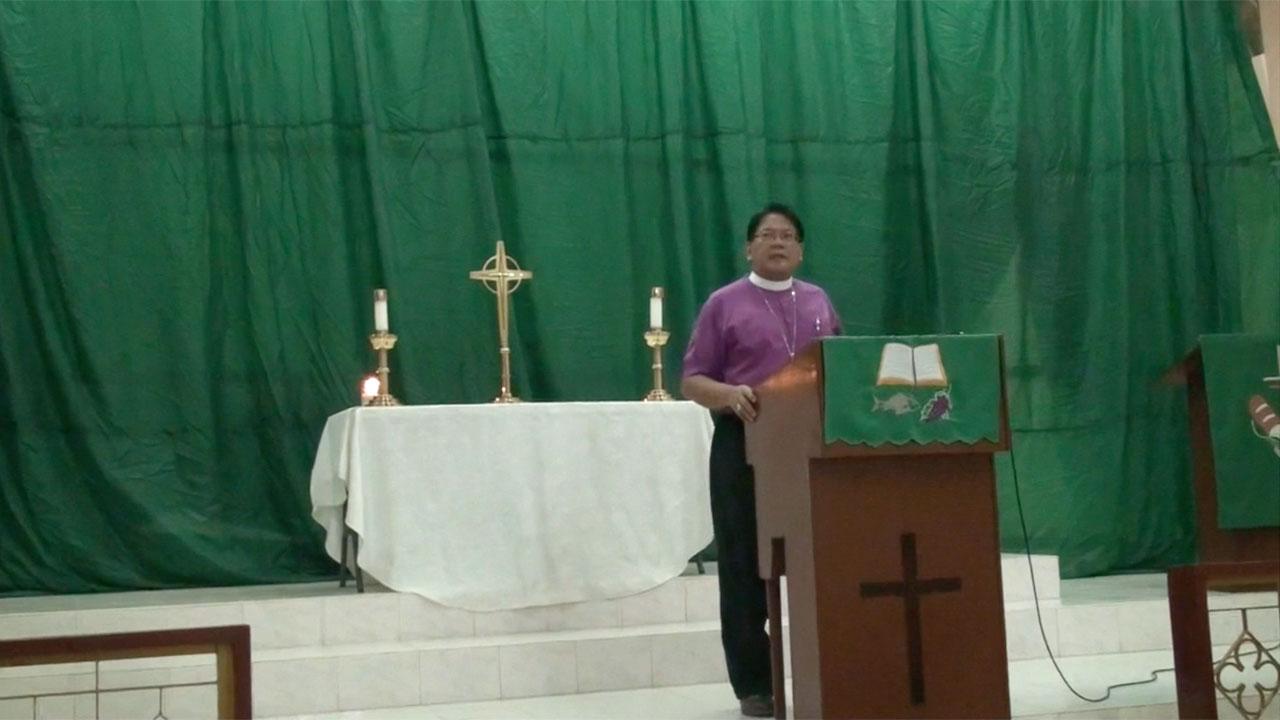 7-12-2017 Abp. Ricardo Alcaraz's Sermon