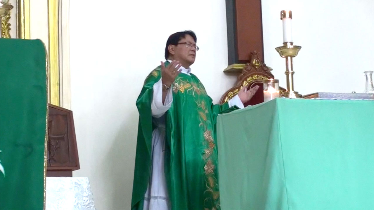 7-9-2017 Abp. Ricardo Alcaraz Teachings