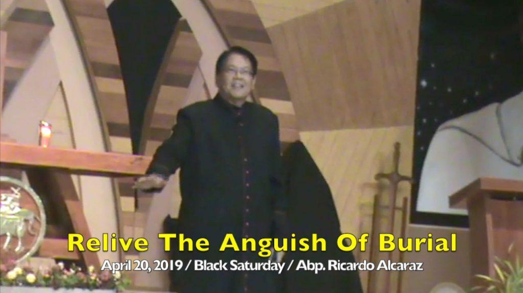 4-20-2019 Homily Abp. Ricardo Alcaraz